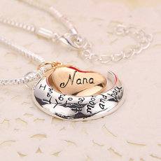 Chain Necklace, Love, Jewelry, iloveyoutothemoonandbackjewelry