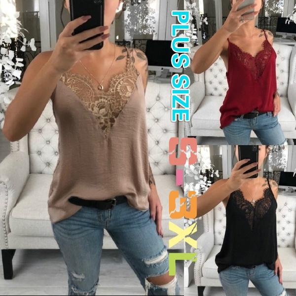 Summer, Vest, lace vest, camisoles for women