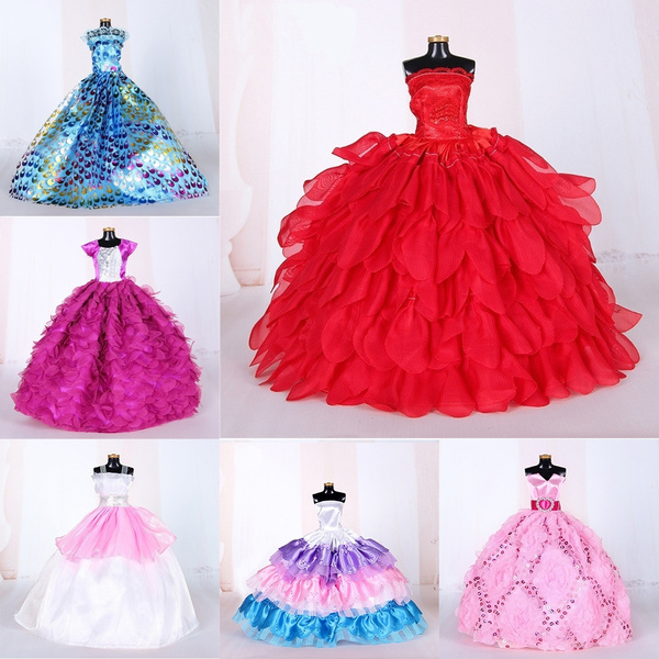 Barbie Doll, barbiewedding, Princess, Gifts