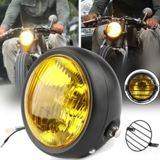 LED Headlights, led, retromotorcycleledheadlight, Cover