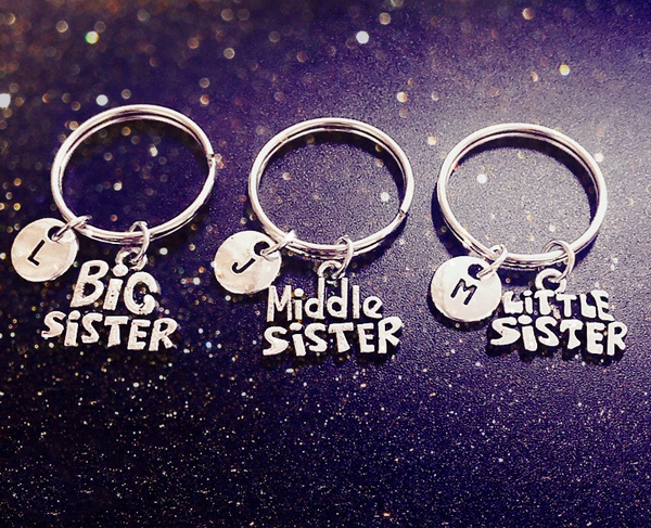 Key Chain, Gifts, sistersgift, jewelleryaccessorie