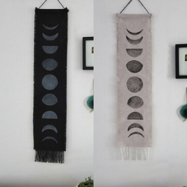 Home Décor, Decor, Wall Art, moonphase