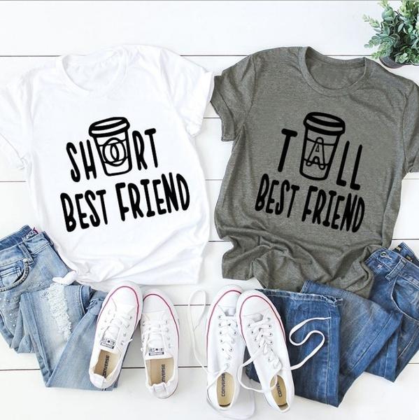 Funny, bffshirt, short sleeves, Shirt