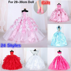 Barbie Doll, barbiewedding, Princess, Gifts