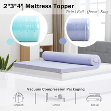 King, mattress, mattresspad, memoryfoammattres