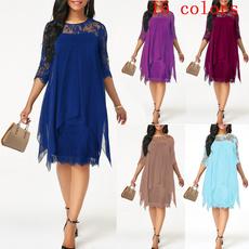 Fashion, Lace, Sleeve, halfsleeve