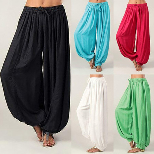 Plus Size, wideleg, pants, yoga pants
