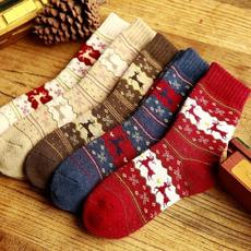 Hosiery & Socks, Cotton Socks, Cotton, Winter