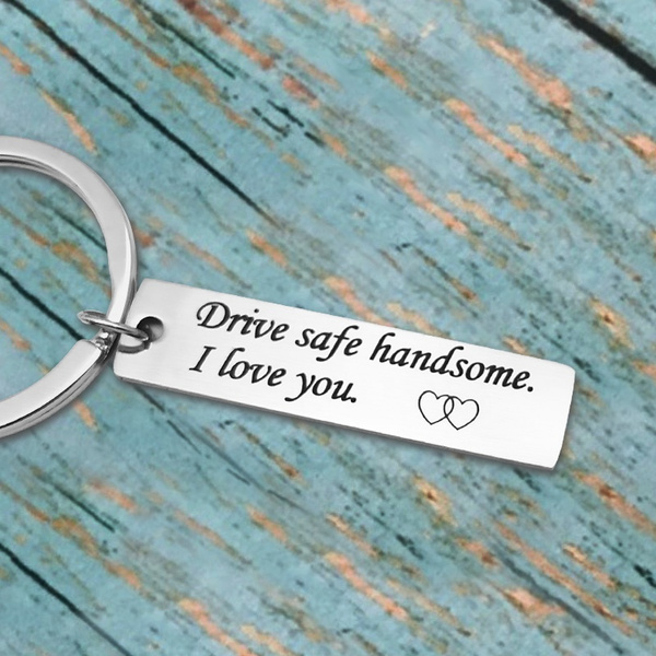Key Chain, Aluminum, Gifts, Couple