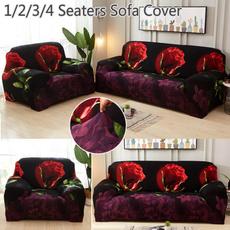 non-slip, Poliéster, sofaprotector, couchcover