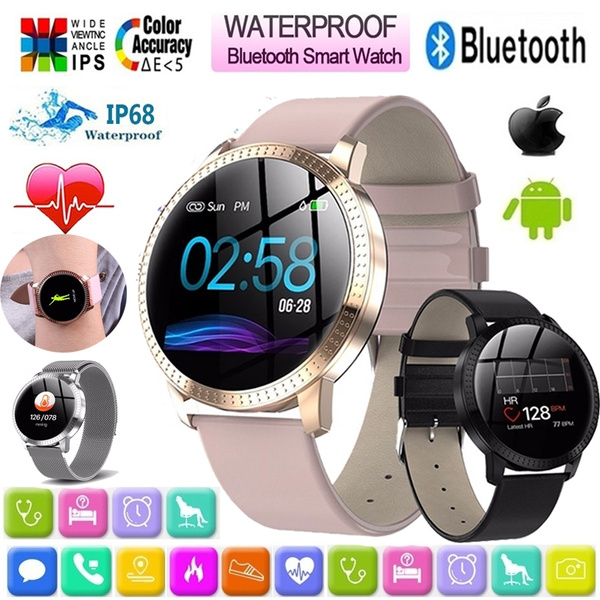Diggro DI03 Bluetooth Siri Smart watch MTK2502C 128MB+64MB 1 15cm  Ultra-thin IP67 Heart Rate Monitor Pedometer Sedentary Remind Sleep Monitor