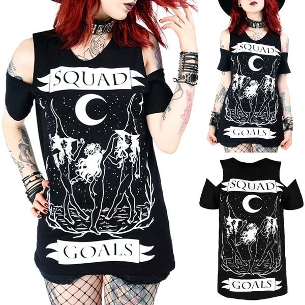 Summer, Goth, Plus Size, Medieval