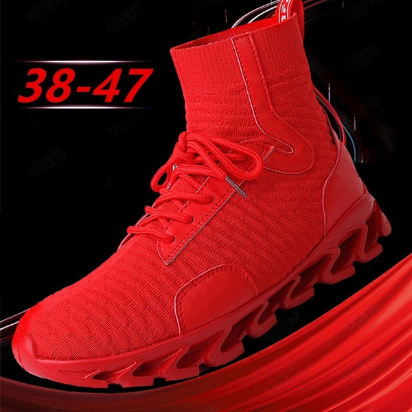 Men's Fashion Running Walking Sports Shoes Casual Breathable  Athletic Sneakers