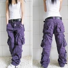 Fashion, ladiesloosepant, pants, Classics