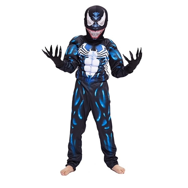 venomcostume, Cosplay Costume, Dress, Halloween