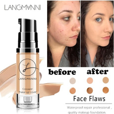 facecontour, liquidconcealer, Beauty, Waterproof