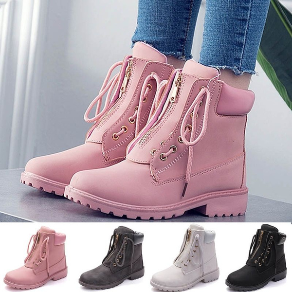483d1eb717185 Size 36-41 Classic Women Winter Boots Suede Ankle Snow Boots Female ...