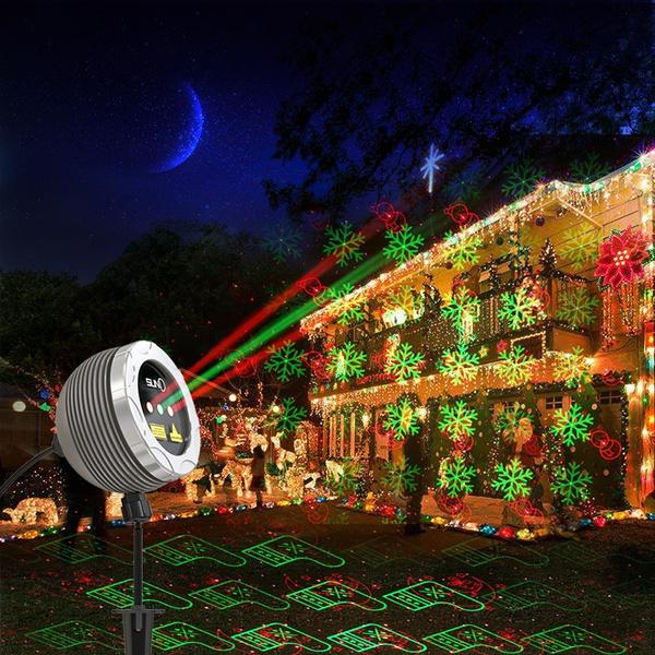 Suny Led Star Laser Lights Christmas