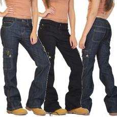 womens jeans, trousers, Waist, Classics