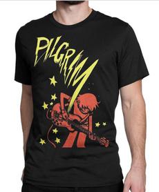 Fashion, pilgrim, graphic tee, T Shirts