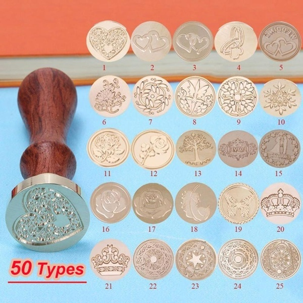 Copper, Decor, woodsealingstamp, Gifts