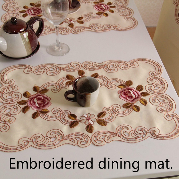 Polyester, tablemat, tablewaremat, tabledecor