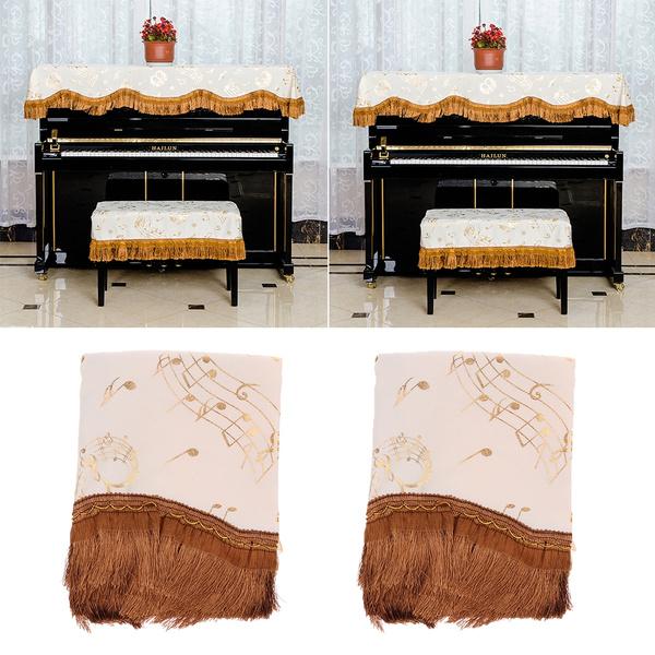 Phenomenal Piano Half Cover Piano Stool Chair Bench Cover For Piano Single Seat Bench Uwap Interior Chair Design Uwaporg
