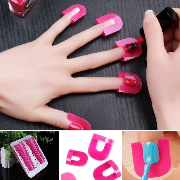 Beauty, Nail Polish, Stickers, manicure supplies