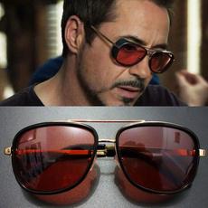 80ssunglasse, Fashion, gafasdesoldeloshombre, ironmansunglasse