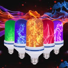 Light Bulb, flamelightbulb, Bright, led
