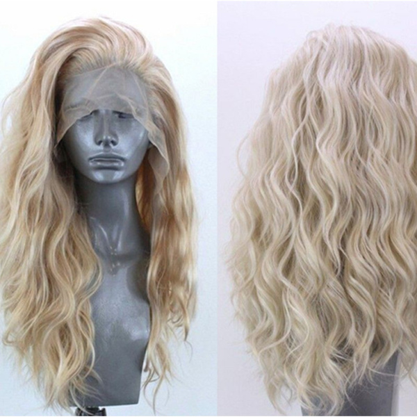 Wave Wigs Mix Synthetic Lace Front Wig
