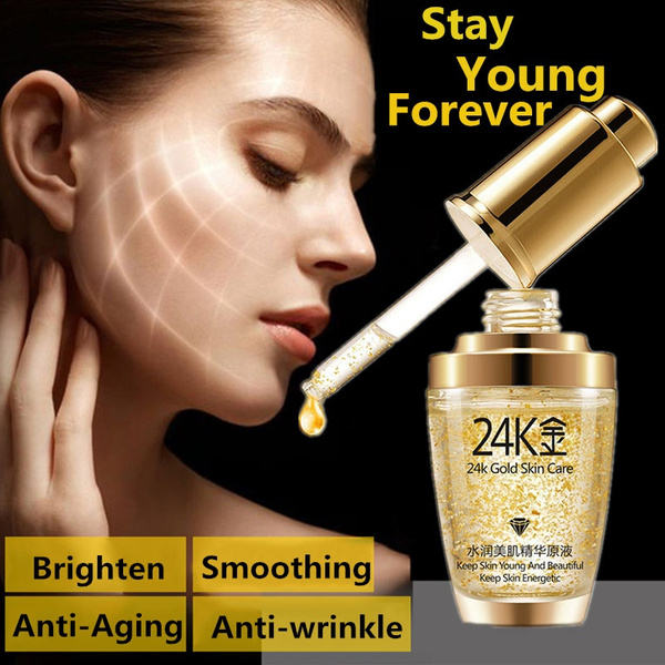 24kgold, collagen, hyaluronicacid, gold