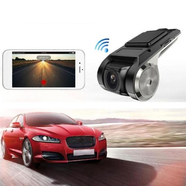 USB Hidden APK Big Screen Night Vision Driving Recorder Kit