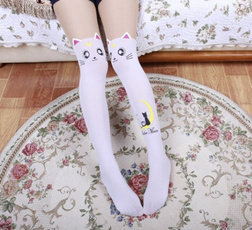 Fashion, warmstocking, girlcutepantyhose, Socks
