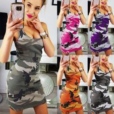 long tank top, Sleeveless dress, Fashion, Mini