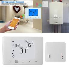 programmablethermostat, Remote, thermostat, programmabletemperaturecontroller