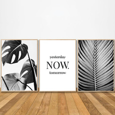 palmleafprint, Pictures, canvasart, Wall Art