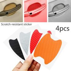 Car Sticker, Fiber, Door, antiscratchsticker