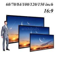 projector, Consumer Electronics, Home & Living, hdprojectionscreen