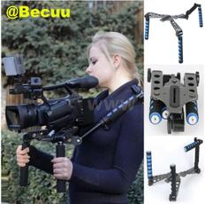 DSLR, Camera, Photography, shouldermountkit