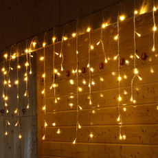party, Decor, iciclelight, Christmas