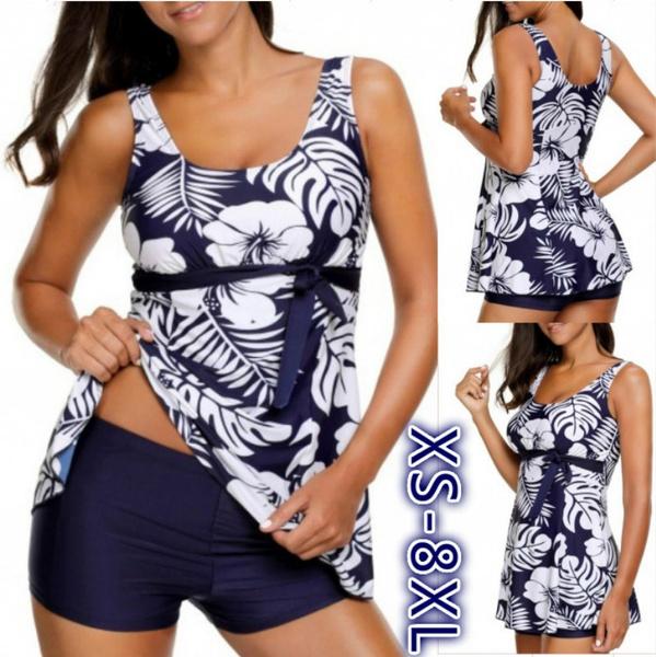 two piece swimsuit, Fashion, Beach, Women's Bikini