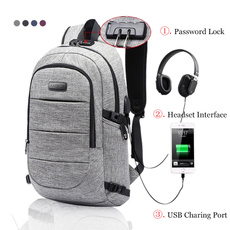 17inchlaptopbackpack, Fashion, Laptop, antitheft