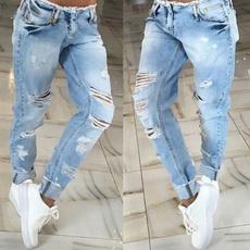 trousers, pants, Denim, Women's Fashion