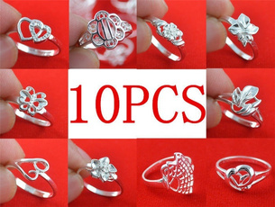 Sterling, 925 sterling silver, Women Ring, 925 silver rings