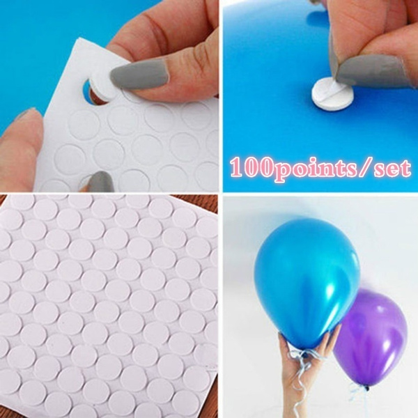 balloonsaccessorie, balloonwallsticker, Dress, gluedotsinvisibleballoonsticker