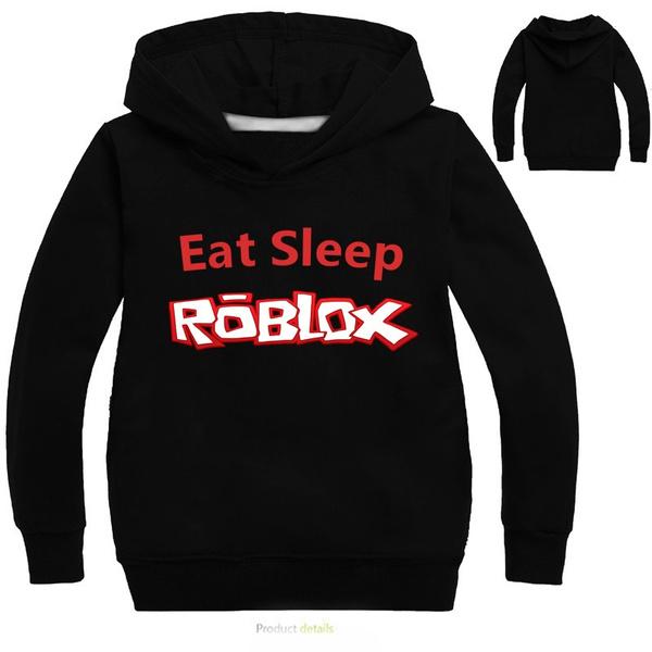 ROBLOX Spring and Autumn Boys Jacket Kids Child Sweatshirts /& Hoodies Wear Coat