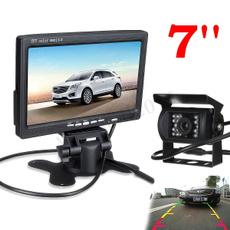 Vans, Monitors, truckcamera, nachtsichtrückfahrkamera