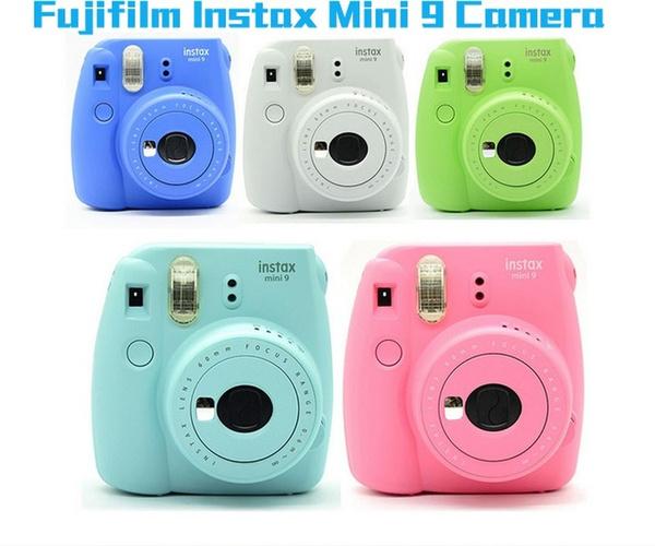 Fashion Charming Hotsale Fujifilm Instax Mini 9 Camera Instant Photos Films Camera by Wish