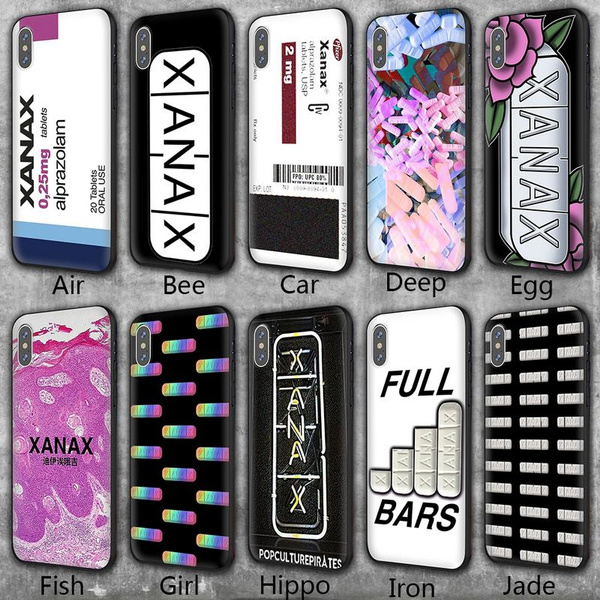 cover iphone 8 xanax